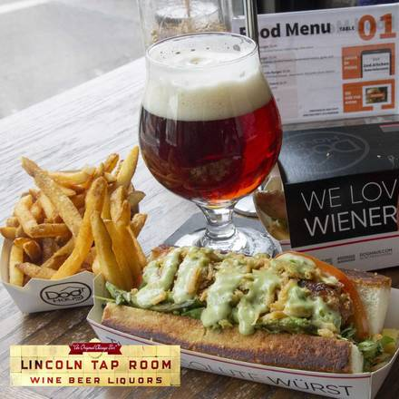 Lincoln Tap Room best comfort food chicago;