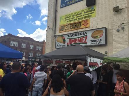 Jimenez Foods & Carnicernia best german restaurants in chicago;