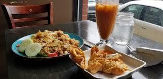 Thai Lagoon best comfort food chicago;