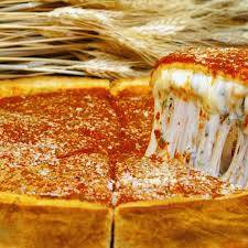 Chicago's Pizza - Lakeview best comfort food chicago;
