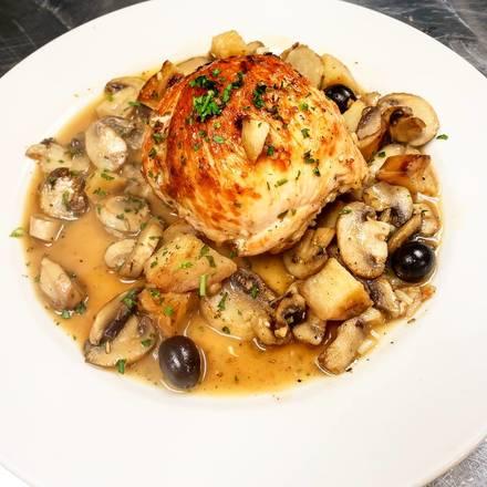 Avvio American-Italian Kitchen best greek in chicago;
