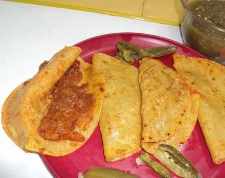 La Chaparrita Taqueria #1 best comfort food chicago;