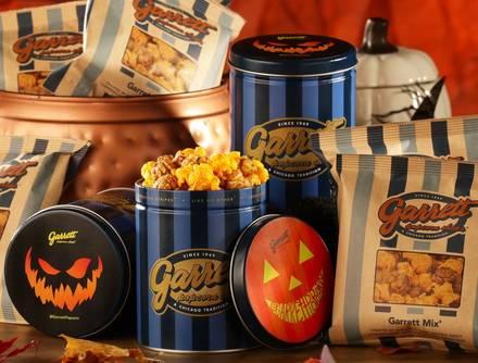 Garrett Popcorn Shop (Jackson) best comfort food chicago;
