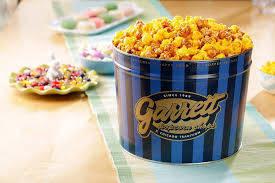 Garrett Popcorn Shop (Jackson) best greek in chicago;