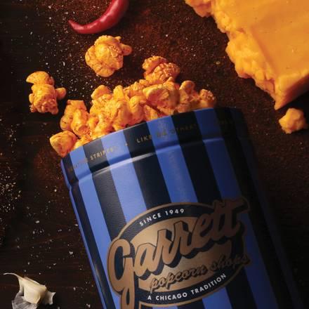 Garrett Popcorn Shop (East Madison St.) best fried chicken in chicago;