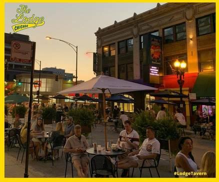 Lodge Tavern best french bistro chicago;