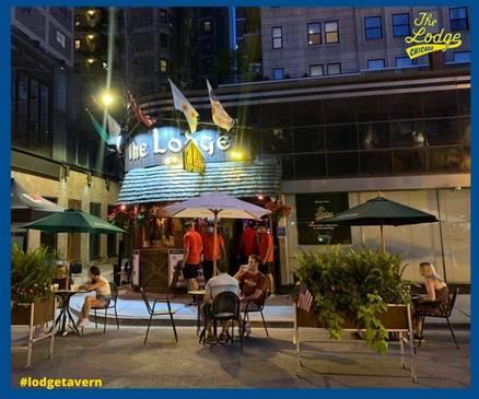 Lodge Tavern best fried chicken in chicago;