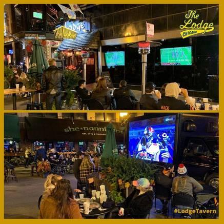 Lodge Tavern best german restaurants in chicago;