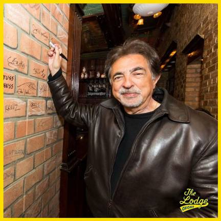 Lodge Tavern best greek in chicago;