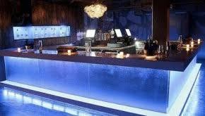 Spy Bar best chicago rooftop restaurants;