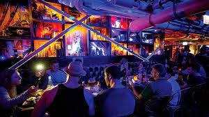 Spy Bar best comfort food chicago;
