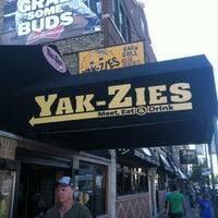 Yak-Zies Bar & Grill best comfort food chicago;