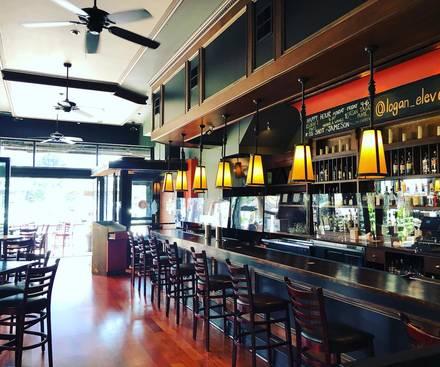 Logan 11 Bar and Grill best german restaurants in chicago;