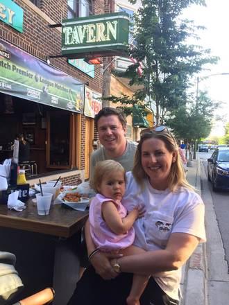 Finley Dunne's Tavern best chicago rooftop restaurants;
