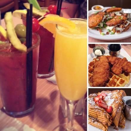 Breakfast Club, The best fried chicken in chicago;