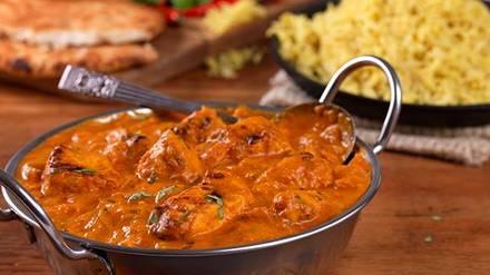 Tiffin: The Indian Kitchen best greek in chicago;
