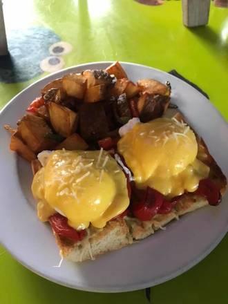 Pick Me Up Cafe best comfort food chicago;