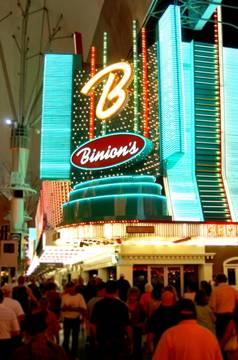 Top of Binion's Steakhouse Restaurant - Steakhouse Las Vegas  NV
