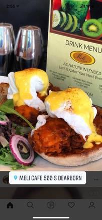 Meli Cafe & Juice Bar best comfort food chicago;