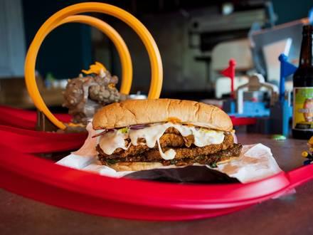 Big Kids best comfort food chicago;