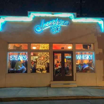 Josephine Street Best Steak Houses;