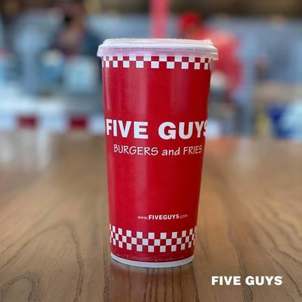 Five Guys best greek in chicago;