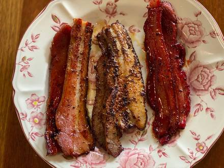 Wake n' Bacon best chicago rooftop restaurants;
