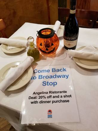 Angelina Ristorante best comfort food chicago;