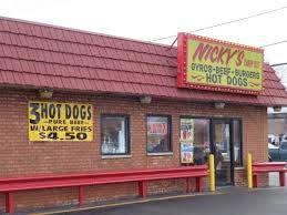 Nicky's Carry Outs best german restaurants in chicago;