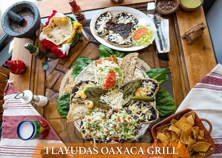 Tlayudas Oaxaca Grill best german restaurants in chicago;