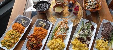 Tlayudas Oaxaca Grill best greek in chicago;