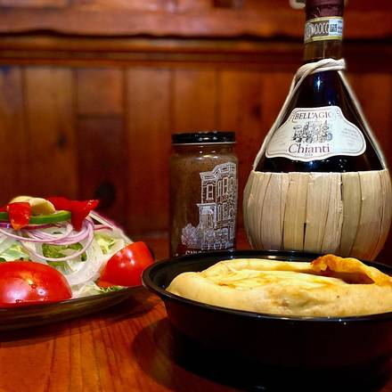 Chicago Pizza & Oven Grinder Company best greek in chicago;