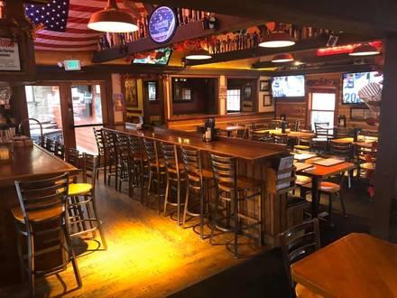 Buffalo Gap Saloon & Eatery Top 10 Steakhouse;