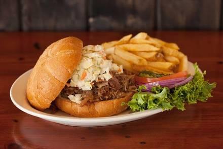 Buffalo Gap Saloon & Eatery prime steakhouse;