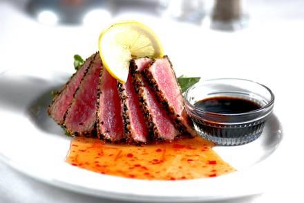Foxfire Restaurant prime steakhouse;