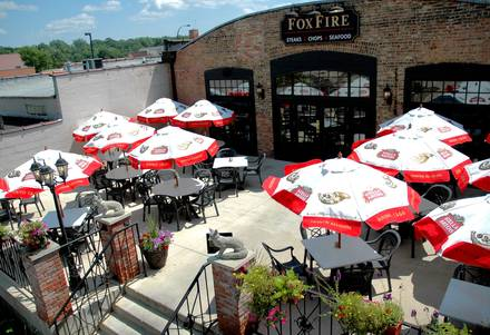 Foxfire Restaurant USDA Prime Steaks;