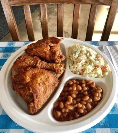 Gus's Fried Chicken best chicago rooftop restaurants;