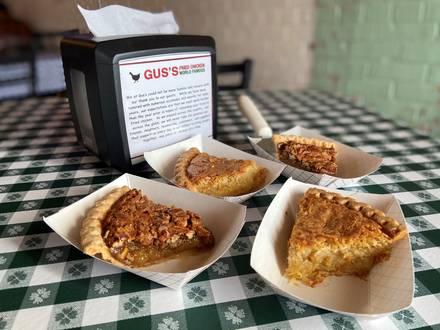 Gus's Fried Chicken best french bistro chicago;