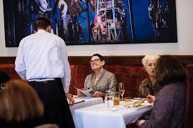 Lyric Opera: Sarah and Peer Pedersen Room best fried chicken in chicago;