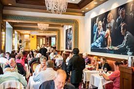 Lyric Opera: Sarah and Peer Pedersen Room best comfort food chicago;