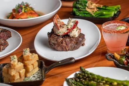STK Nashville Top 10 Steakhouse;