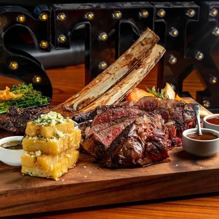 STK Nashville prime steakhouse;