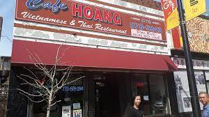 Cafe Hoang best german restaurants in chicago;