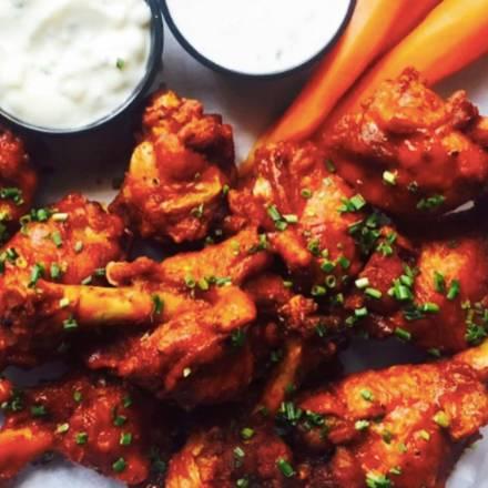 The Pony best comfort food chicago;