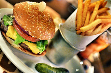 Huber's Restaurant Best Steakhouse;