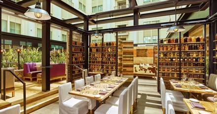 Urban Farmer Best Steakhouse;