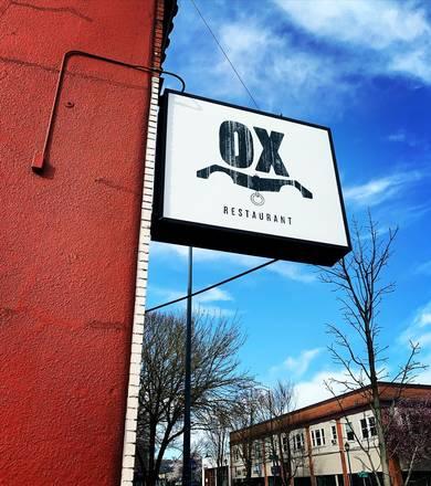 Ox Restaurant Best Steakhouse;