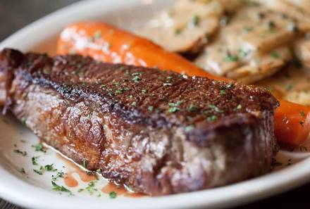 Bob's Steak & Chop House Best Steakhouse;