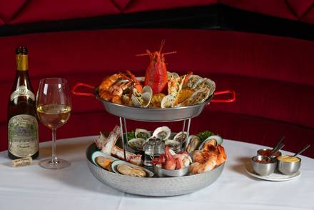 Jeff Ruby's Steakhouse Top 10 Steakhouse;