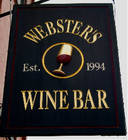 Webster's Wine Bar